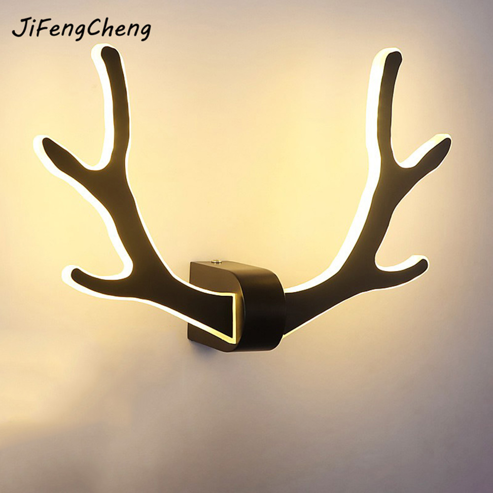 все цены на JiFengCheng  Modern loft home lighting acrylic lamp/LED wall lamp bathroom lamp/ 220V corridor stairs lighting wall lamp онлайн