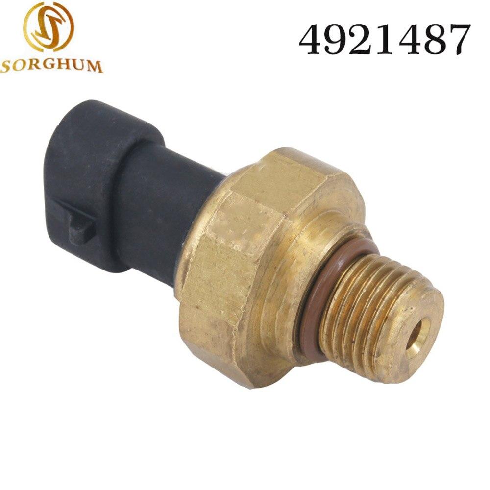 4921487 Oil Pressure Turbo Boost Sensor For Cummins N14 M11 ISX L10 For  Dodge Ram 2500 Ram 3500 Genuine