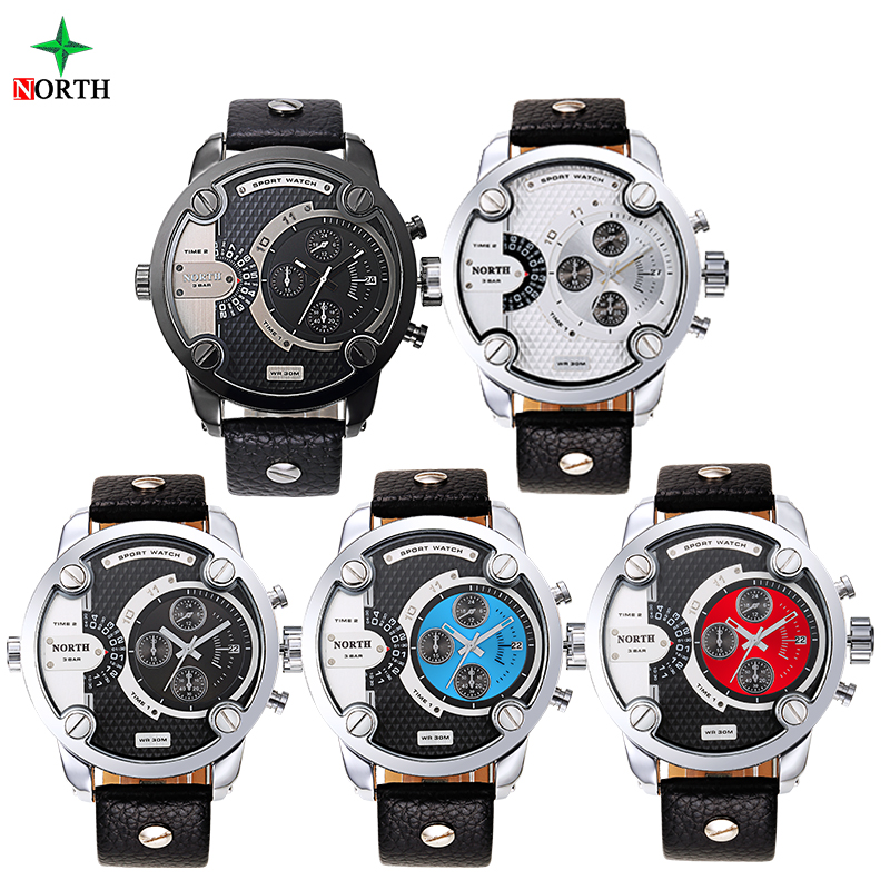 Reloj deportivo masculino Marca de lujo Moda Hombre Reloj 30 M Acero - Relojes para hombres - foto 6