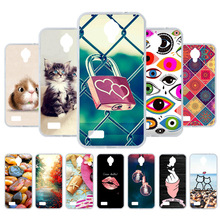 3D DIY Soft Painted Case For TP-LINK Neffos Y5L Silicone Back Cover Fundas Coque Shell Housing