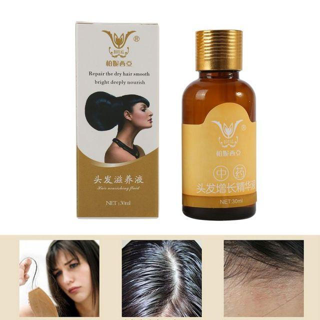 30 мл Мощные Продукты Роста Волос Рост Сущность Жидкости Лечение Для Предотвращения Выпадения Волос Для Мужчин Женщин TF