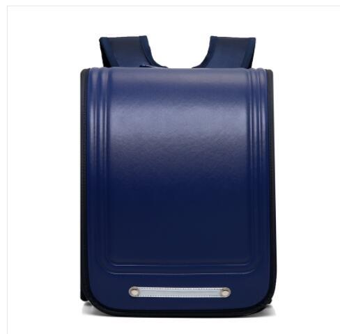 Sacs à dos scolaires japonais sac pour filles sacs d'école orthopédiques japonais sac à dos pour enfants garçons étudiants sac à sac à dos en simili cuir polyuréthane pour enfant