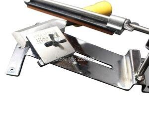 Image 3 - Afilador de cantos Universal de Metal completo, afilador de cuchillos, afilado de 4 afiladoras de afilar, afiador de faca