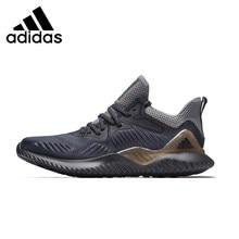 separation shoes aaa82 1f689 ADIDAS Alphabounce за Для мужчин s кроссовки сетка дышащий стабильность  Поддержка спортивные кроссовки для Мужская обувь