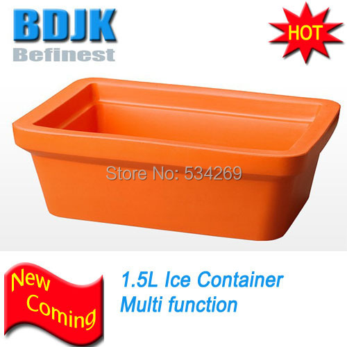 1.5L Laboratory ICE Container with High-tech Synthetic Material Multi-usage Dry ICE Pan