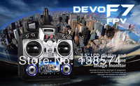 Walkera Devo F7 7 Channel LCD Display FPV Camera Transmitter With RX701 Receiver
