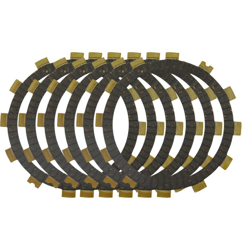 Motorcycle Engines Clutch Friction Plates For SUZUKI DR200 RM100 RG125 RM125 TS125 R TV125 TS185 DS185 DF200 Motorbike