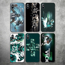 Yinuoda Philadelphia Eagles Phone Case NFL Desean Jackson For iPhone DIY  Soft TPU Cover X XR XS MAX 7 8 7plus 6 6S 5S 5 SE