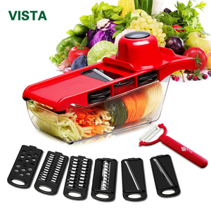 Vegetable Cutter with Steel Pe