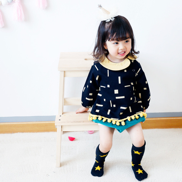 Tiny Cottons Autumn 2018 New Design Little Girls Tops Fashion Design