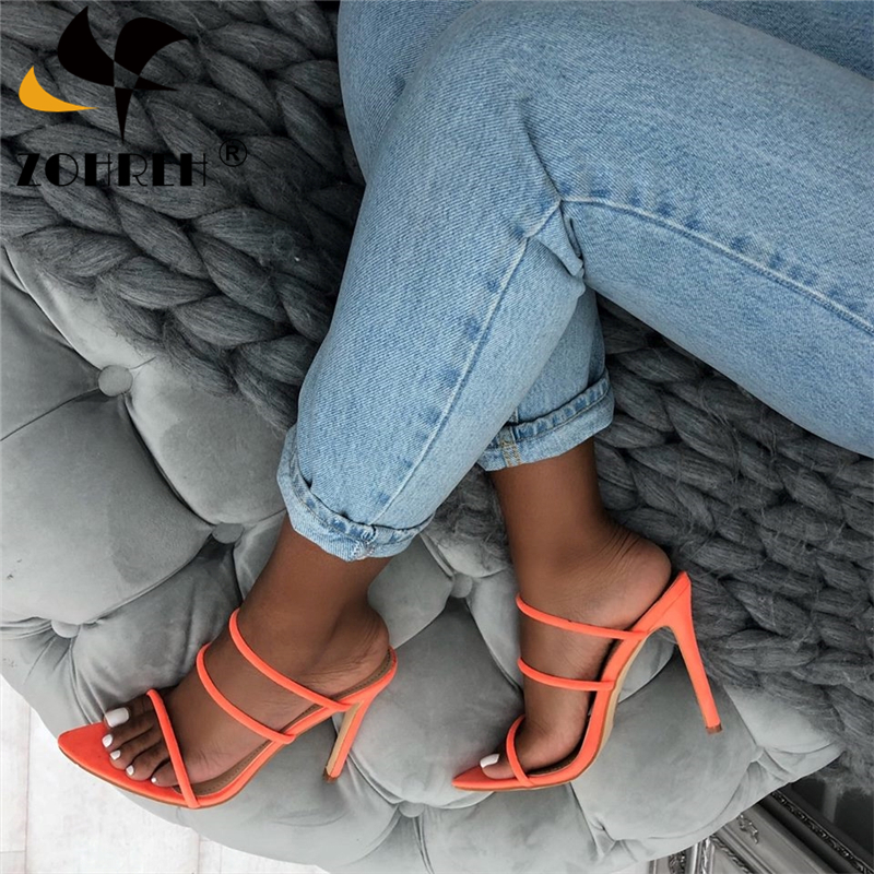 Perixir Summer New Ankle Strap Cross-tied Women Sandals 11.5cm High Heels Sexy grain Lace-Up Vintage Sandals High Quality Shoes