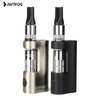 A Touch Promotion Original Justfog C14 Compact Kit 1 8ML C14 Clearomizer 900mAh Compact Battery E
