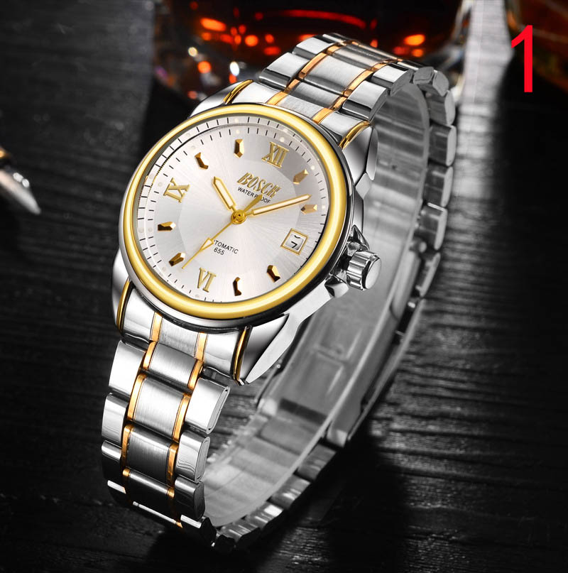 Watch fashion wild waterproof steel belt mens quartz watch factory direct sales 516#Watch fashion wild waterproof steel belt mens quartz watch factory direct sales 516#