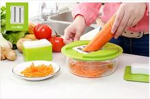 Multi-function Cutter Shred Machine Grater  Manual Slicer