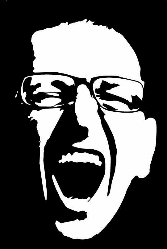 Chester Bennington Design Wall Decal Linkin Park Vinyl