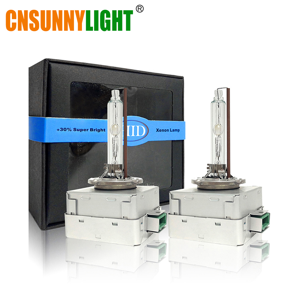 CNSUNNYLIGHT High Quality Car <font><b>Xenon</b></font> Bulbs D1S D2S D3S D4S <font><b>D5S</b></font> D8S AC12V <font><b>35W</b></font> 5500K 4200LM Replace for <font><b>Xenon</b></font> Light Auto Headlights image