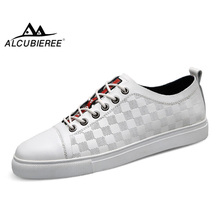ALCUBIEREE Summer Mens Breathable Skateboard Shoes Men Fashion Sneakers High Qua