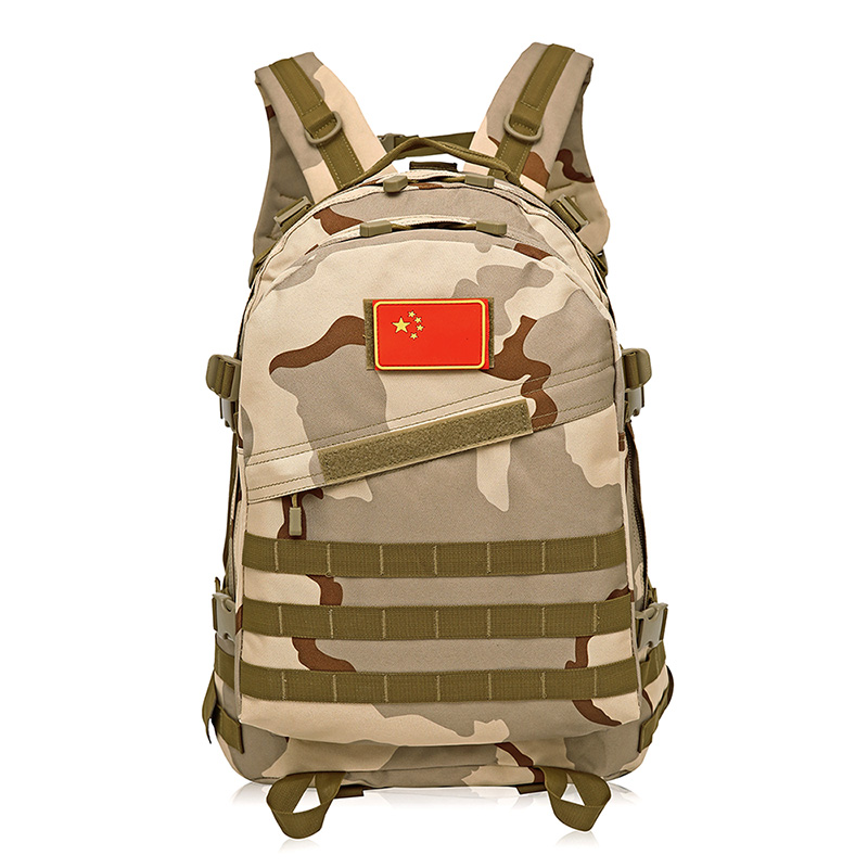 35L 900D Nylon Tactical Camping Outdoor Sports Backpack Cycling Military Hiking Rucksack Travel Multi-purpose Double Outdoor Bag 60l nylon 900d outdoor sports army fans tactical backpack camping cycling hiking climbing rucksack military hunting sports bag