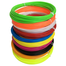 3D Pen Filament Refills 1.75mm ABS/PLA – 20 Different Colors/10 different colors 3d threads linear wire rod for 3D printing pens