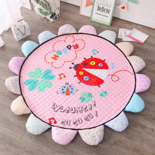 Big cotton mat 180*180cm cotton mat thicken baby play pen mattress many size(China)