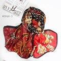 2016 новый стиль моды Большой Размер Высокое Качество Весной Чистый Шелковый Шарф Женщин Новый Стиль Моды Дамы Длинные Шали