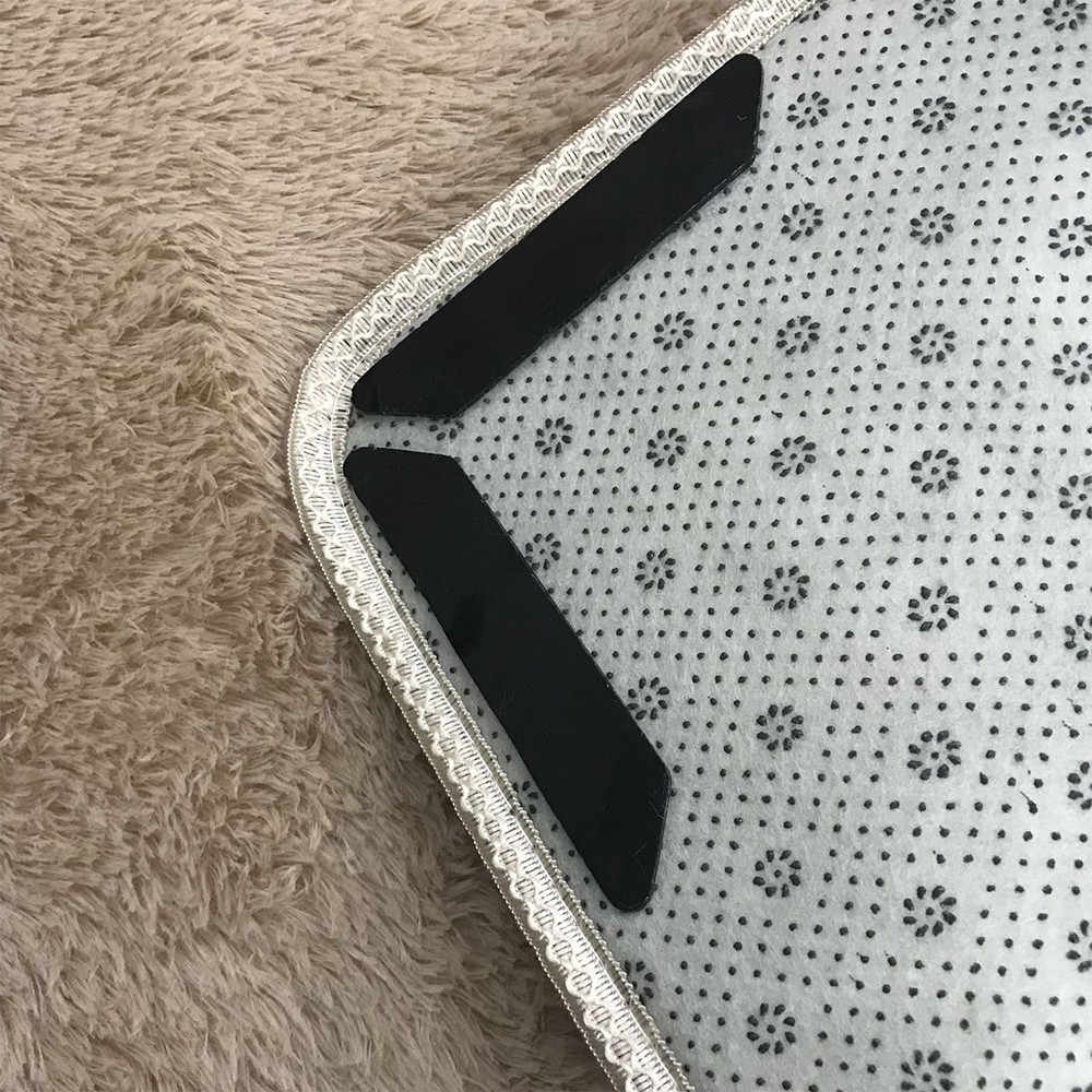 detail feedback questions about 8pcs carpet pad non slip sticker8pcs carpet pad non slip sticker anti slip mat pads anti slip tri sticker silicone grip