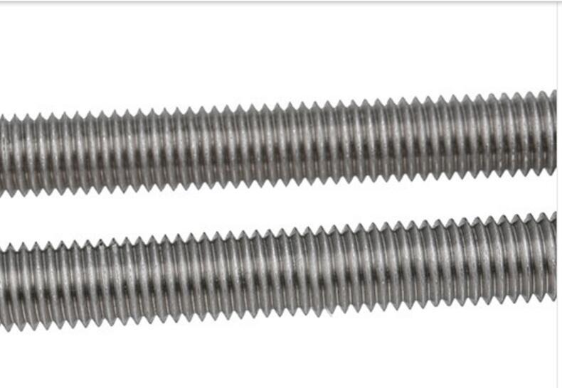 500mm M3 M4 M5 M6 M8 M10 M12 M14 M16 M20 304 Stainless Steel Thread Bar Threaded Rod Nuts Bolts