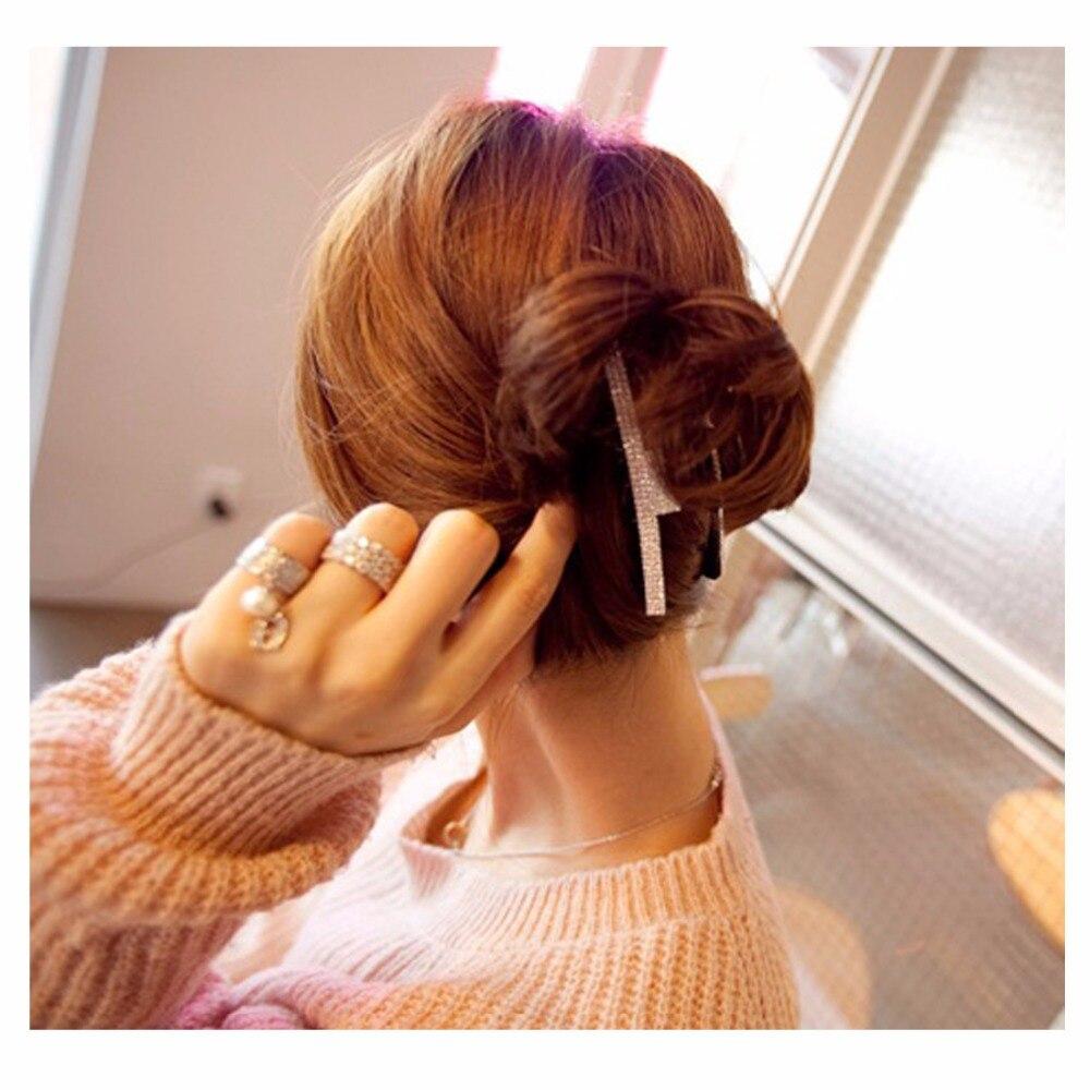 Волосы на других языках: насколько широк ассортимент зажимов для волос, настолько же разнообразно и их применение в различных условиях и для разных целей.