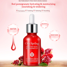 ONE SPRING essence red pomegranate serum face cream whitening/moisturizing remov