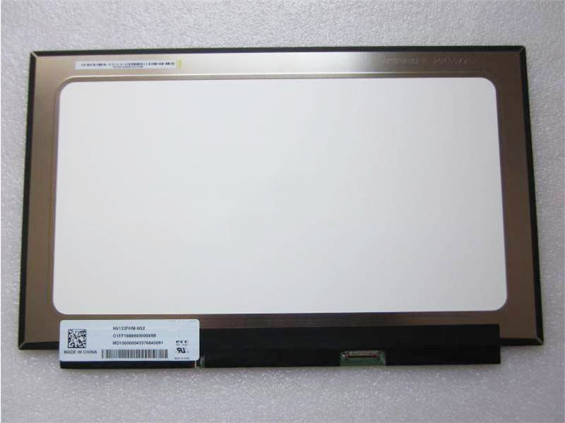13.3 LED LCD Screen NV133FHM-N62 30PIN Replacement FHD 1920x108013.3 LED LCD Screen NV133FHM-N62 30PIN Replacement FHD 1920x1080