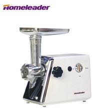 Homeleader Hogar máquina de Picar Carne Eléctrica Comercial Vegtables Carne Picadora de Carne máquina de Cortar de múltiples funciones de la Cocina Herramientas K18-011