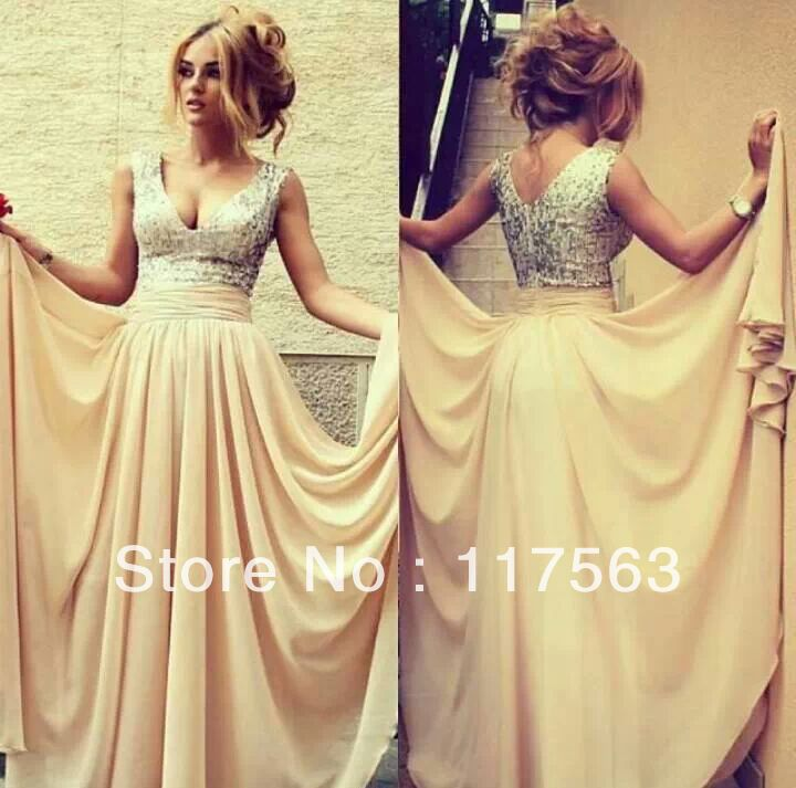 Popular Cream Evening Dress-Buy Cheap Cream Evening Dress lots ...