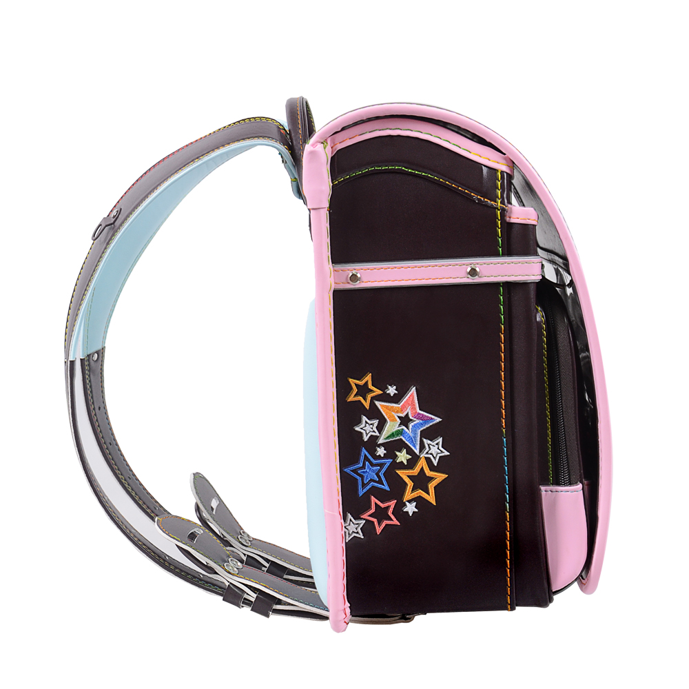 Coulomb Princess Star Backpack For Girl School Bag Orthopedic Randoseru Japanese PU Hasp Waterproof Baby Book Bags 2017 New In From Luggage