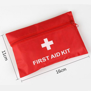 Image 2 - New first aid kit medical outdoor camping überleben erste hilfe kits tasche professionelle Dringend mini first aid kit