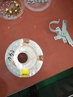 Горячей продажи аксессуаров на ZL3 конденсатор рукавом