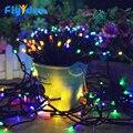 8/12/22 м светильник на солнечной батарее  новый год  гибкая светодиодная гирлянда  многоцветный линейный светильник  гирлянда  украшение  Рожд...