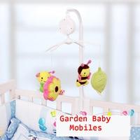 High Good Quality Infant Music Mobiles Gardon series Baby Mobiles Free Shipping