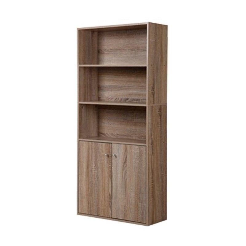 Cabinet Rack Boekenkast Display Meuble Bois Camperas Libreria Wall Shelf Wood Furniture Decoration Book Retro Bookshelf Case Полка