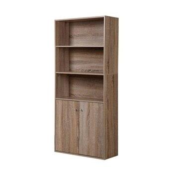 rack gabinete boekenkast pantalla meuble bois camperas librera estante de pared de madera decoracin de muebles libro retro estante caso