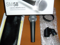 Karaoke Microphone New box SM58 58LC SM58LC Clear Sound Handheld Wired Freeshipping
