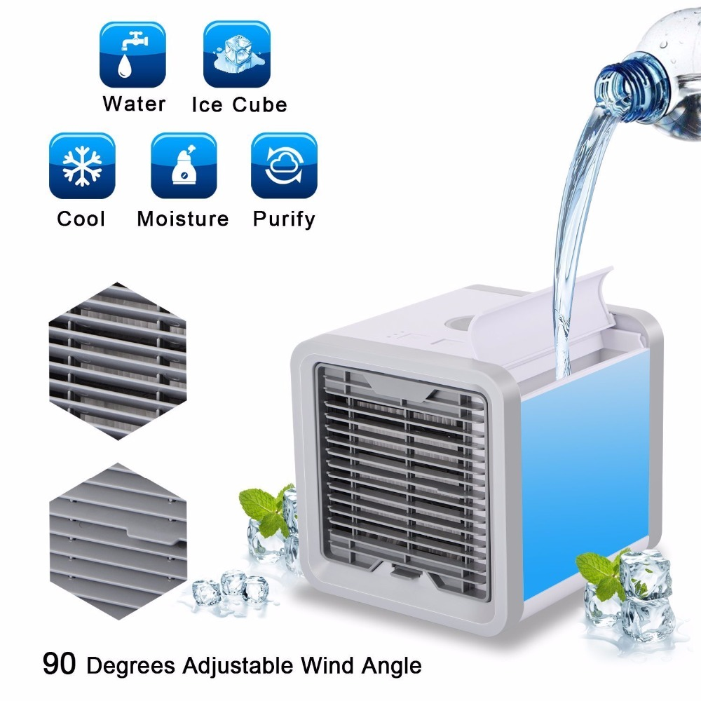 Air Conditioner Device Mini Air Cooler NEW Air Cooler Arctic Air Personal Space Cooler The Quick & Easy Way to Cool Any Space