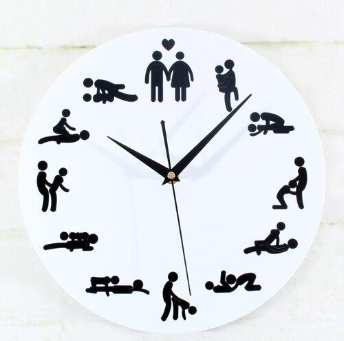Секс на часов 12