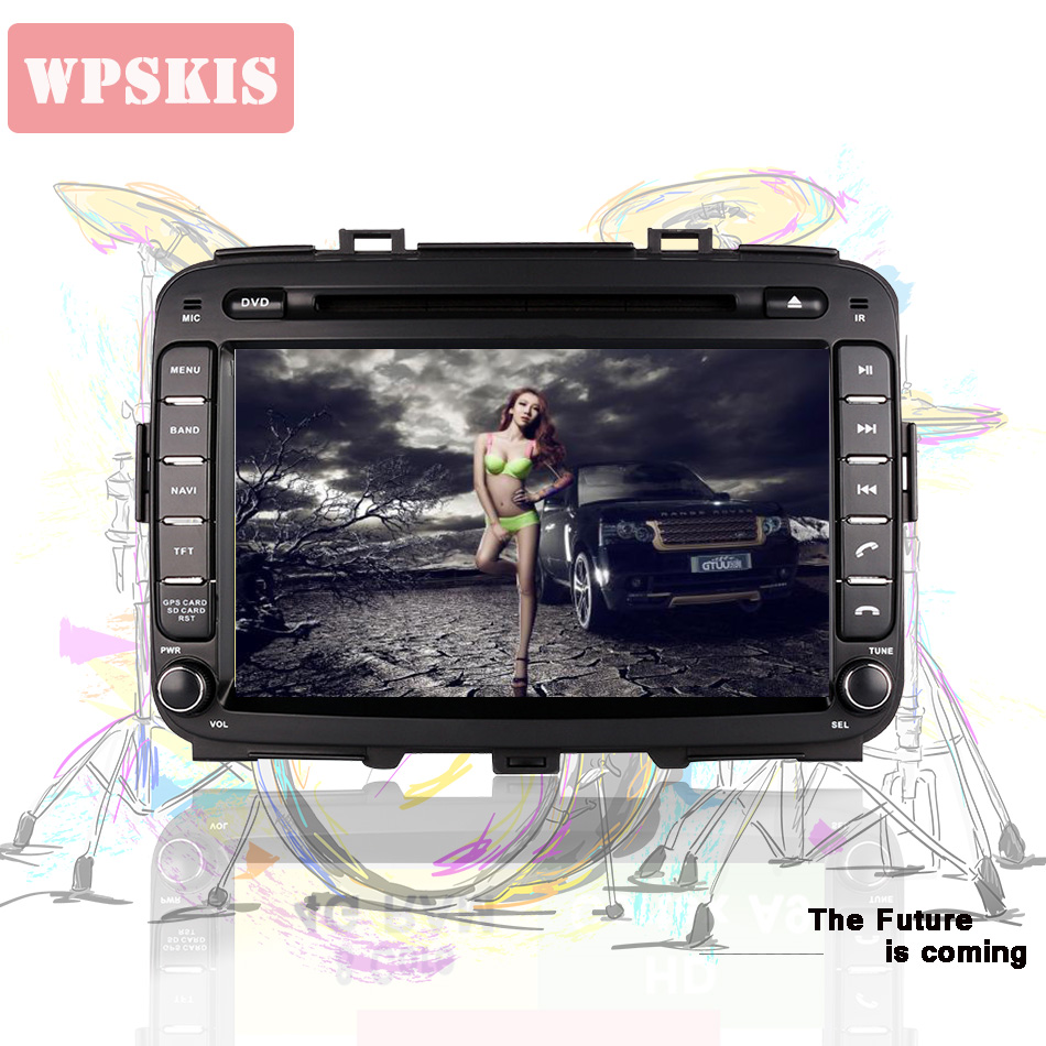 8 Core Car Android 9 0 64G 4G GPS DVD Player For KIA CARENS 2013 2014