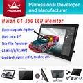 Перьевой дисплей монитор Huion GT-190 интерактивная HD жк-монитор почерк панель цифровой графический монитор анимация рисование мониторы