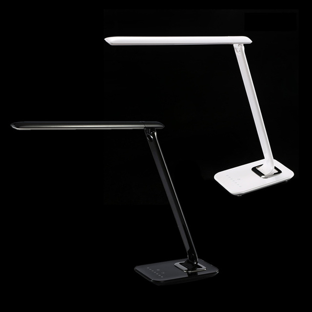 Hot Sale Adjustable Touch Luxury 72 LED Desk Lamp Reading Light Dimmer Cool Warm Flex USB