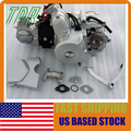 TDR ATV Parts Professional Semi Auto 125cc Motor Engine for ATV QUAD Go Kart 110 125 3 forward 1 Reverse