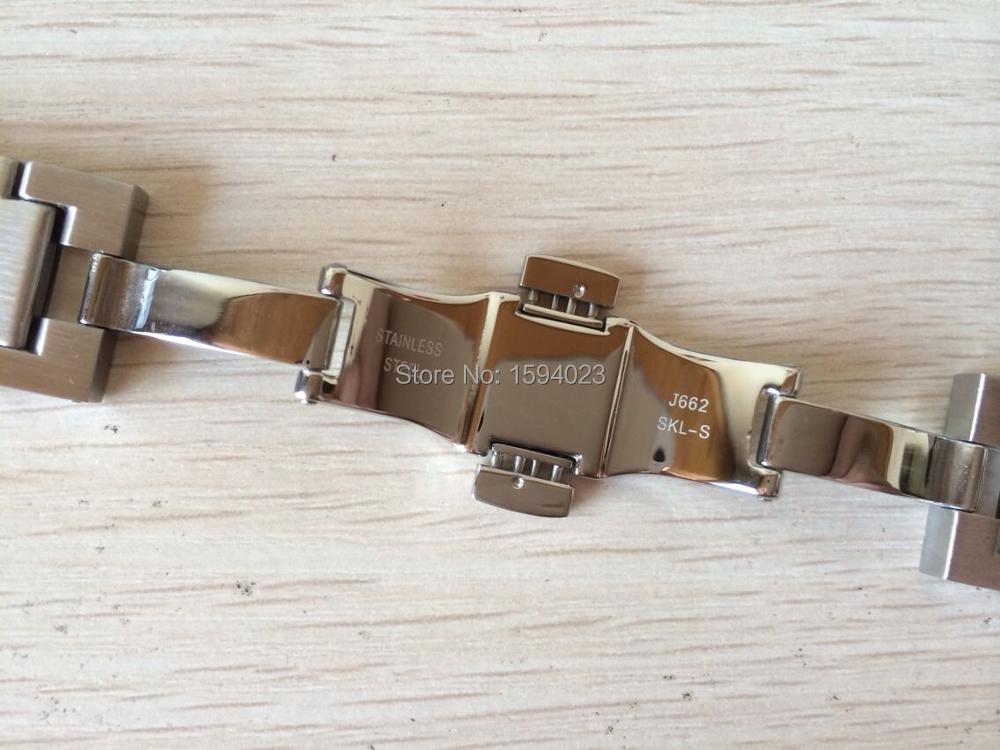 Banda de reloj T91 de 20 mm (hebilla de 18 mm) Banda de acero - Accesorios para relojes - foto 6