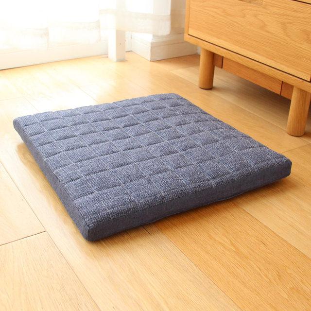 Nouveau Tapis Tapis Pad Zen Coussin Coussin De Chaise Japonais