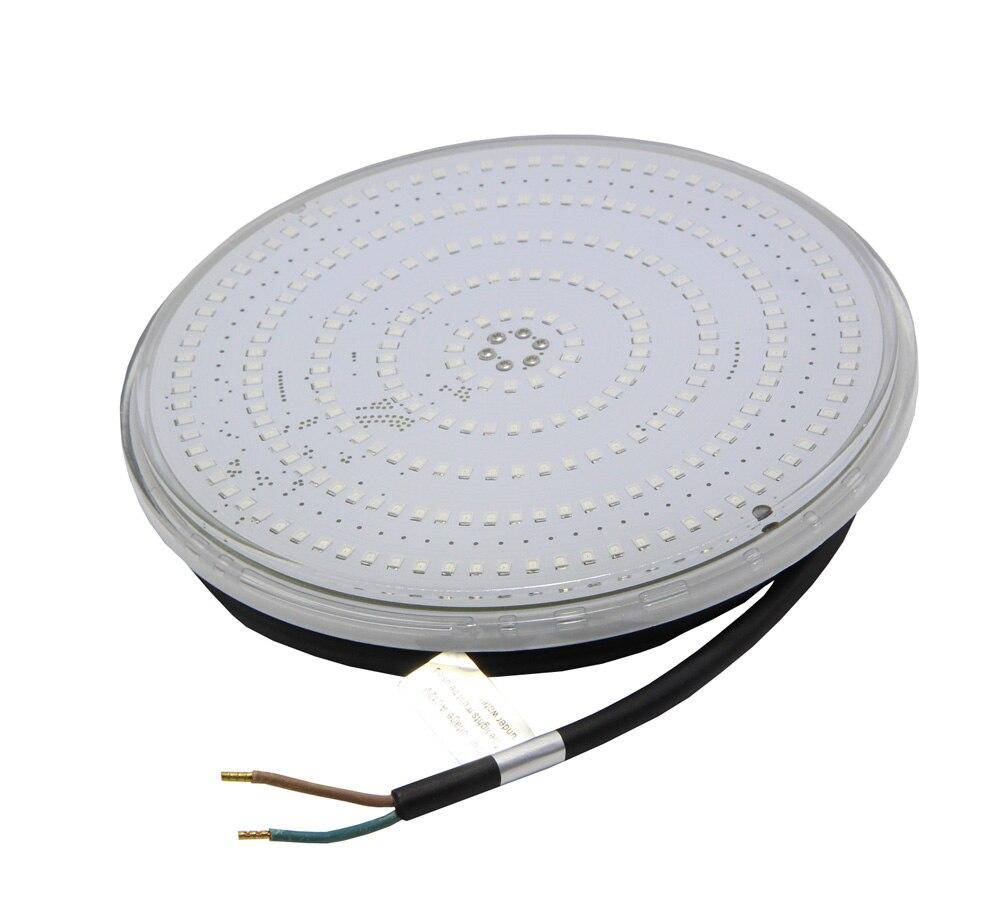 Alman ışık 18W reçine dolu yüzme havuz ışığı Piscinas RGB senkron kapatma/halojen PAR56 değiştirme sıcak beyaz