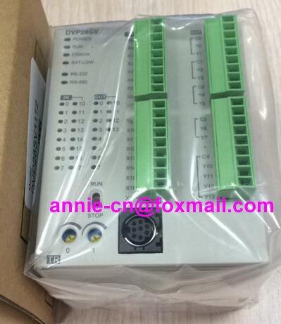 New and original  DVP28SV11T2  DELTA  PLC 28 point host,16DI/12DO NPN Transistor